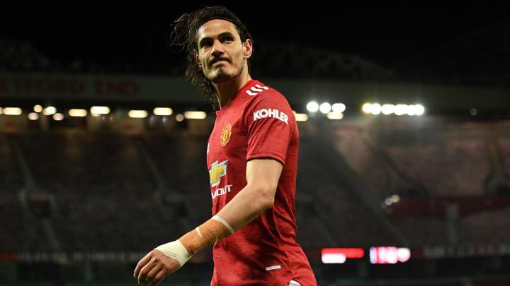 Cavani não conseguiu desempenhar o papel imaginado no Manchester United. Uruguaio tem contrato apenas até o final da temporada.