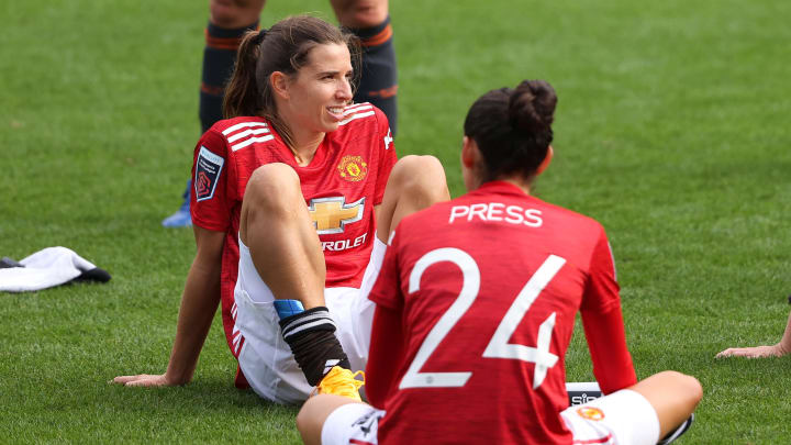 Tobin Heath & Christen Press jerseys outsold every Man Utd male player