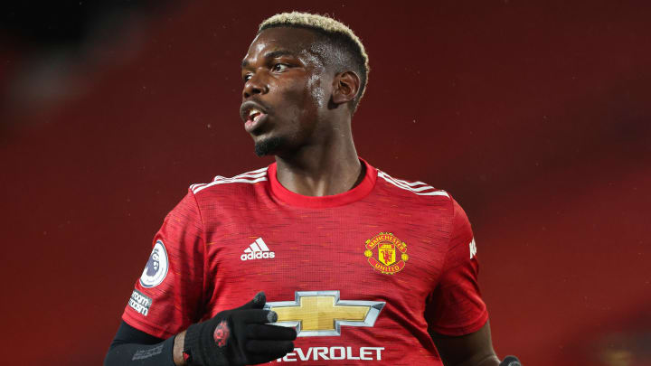 Paul Pogba is facing a third Man Utd game out injured