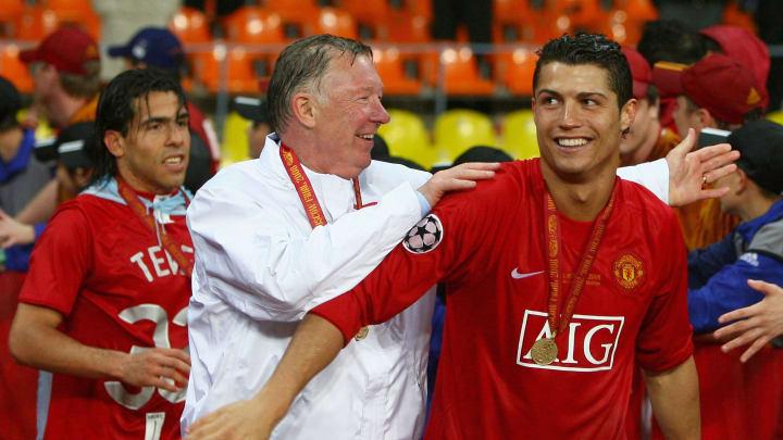 Alex Ferguson, Cristiano Ronaldo