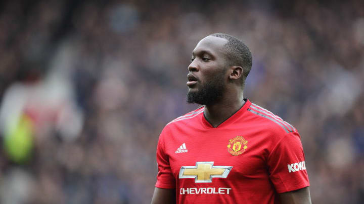 Romelu Lukaku somewhat struggled to win over his managers and the fans in his two-year spell