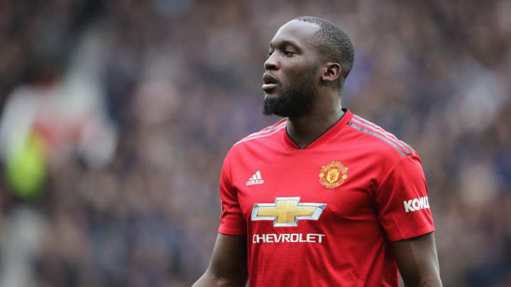Lukaku didn't enjoy the greatest of spells at Man Utd