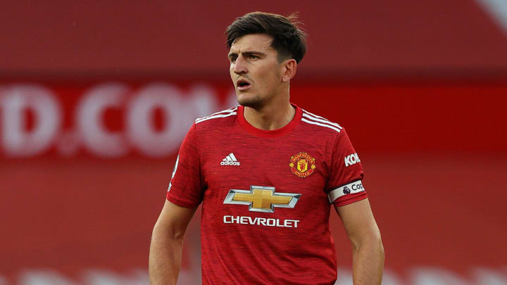 Harry Maguire Isn't World Class Centre-Back Man Utd Want Him to Be
