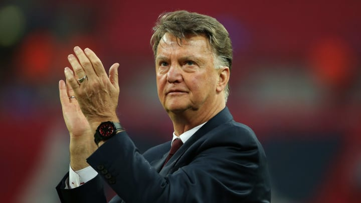 Van Gaal brought trophies back to Old Trafford