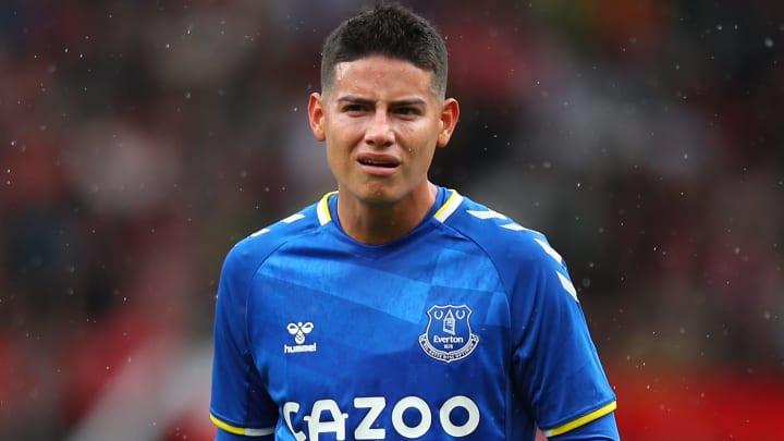 James en Everton