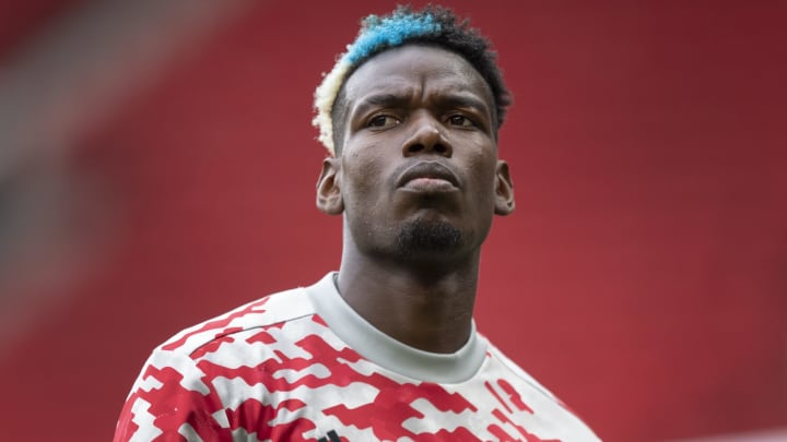 PSG are keen on Paul Pogba