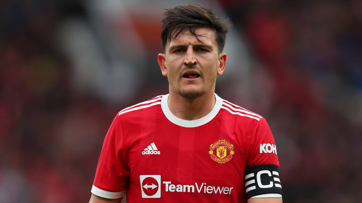 Harry Maguire is excited at Man Utd's chances of winning silverware