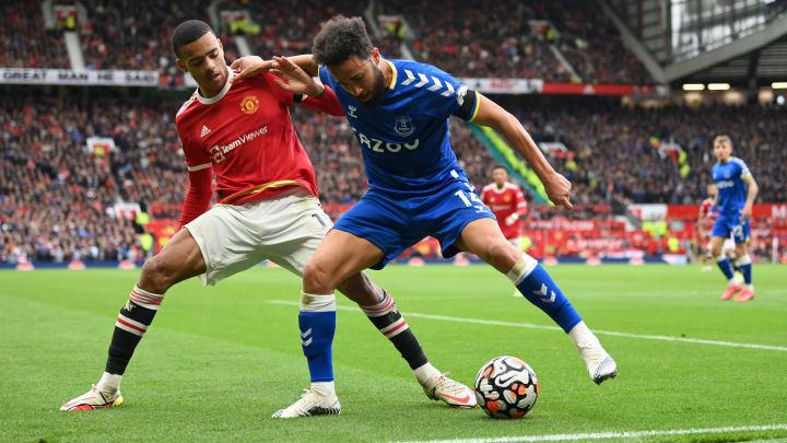 Manchester United a été tenu en échec face à Everton (1-1).
