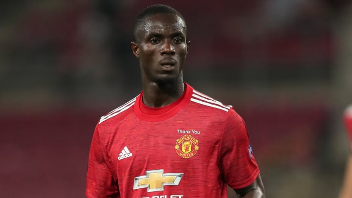 Eric Bailly is fit and available for Man Utd