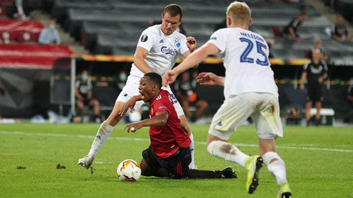 Cornelius dreaming of BPL move; Cissokho welcomes ...  |Man Utd-fc Copenhaga