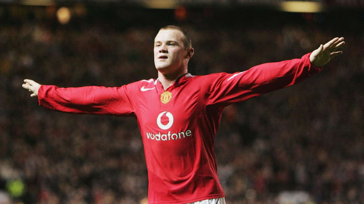 Of course Wayne Rooney issued a transfer request on a napkin