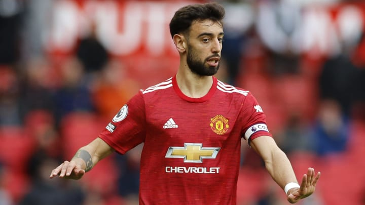 Bruno Fernandes enjoys being compared to Eric Cantona