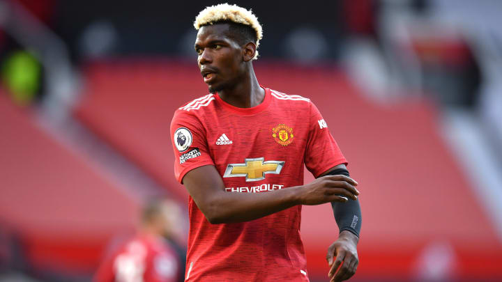 Paul Pogba has discussed his role at Man Utd