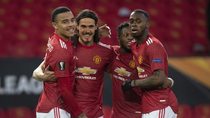 Manchester United booked their place in the Europa League semi finals last time out