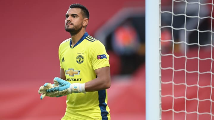 Romero has said his goodbyes to staff at Carrington
