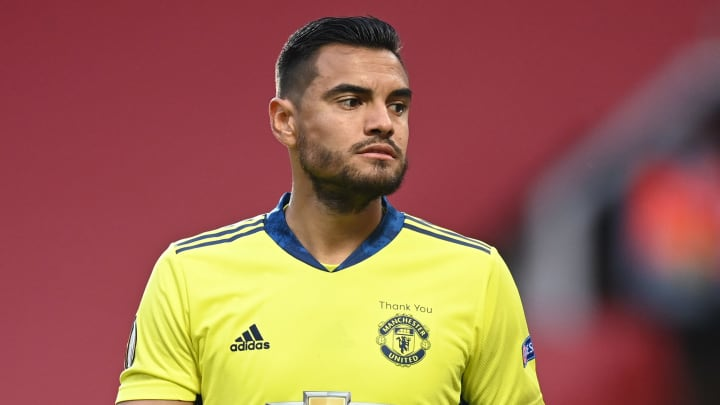Sergio Romero has been frozen out at Man Utd