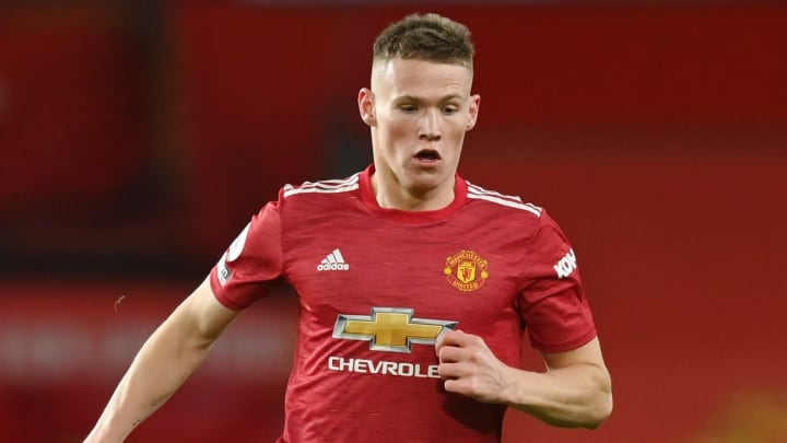 Solskjaer confirmed McTominay would not feature