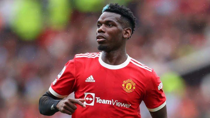Pogba has started the season in flying form