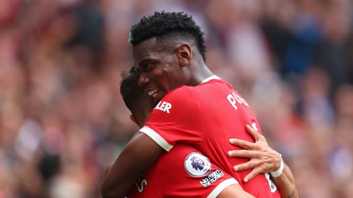 Bruno and Pogba dominated Leeds