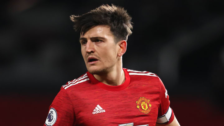 Harry Maguire is ready for his return to Leicester