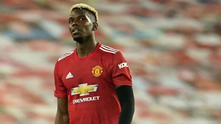 Paul Pogba se montre gourmand avec Manchester United.