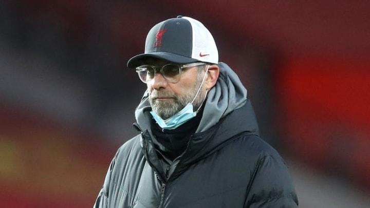 Jürgen Klopp strauchelt derzeit mit dem FC Liverpool
