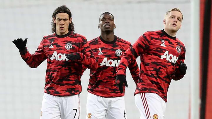Man Utd are still in the process of a squad rebuild