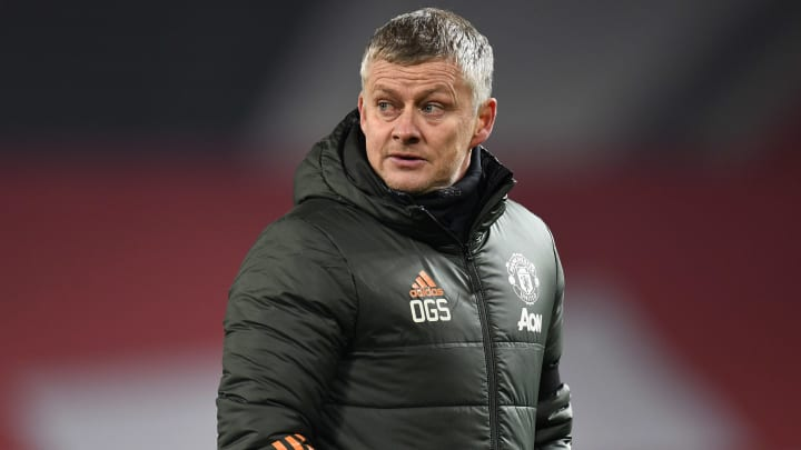 Ole Gunnar Solskjaer has offered an update on his Manchester United squad