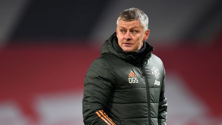 Burnley face Ole Gunnar Solskjaer's side on 12 January