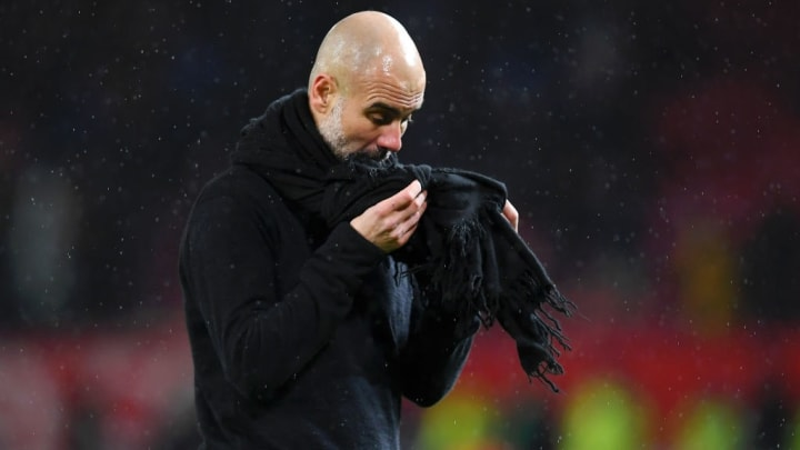 Pep có thể rời Man City sau khi hết hợp đồng