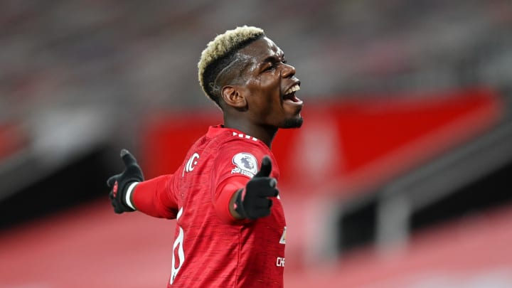 Pogba could be on the move in January