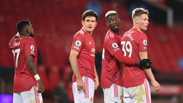 Manchester United played a safe game against Manchester City