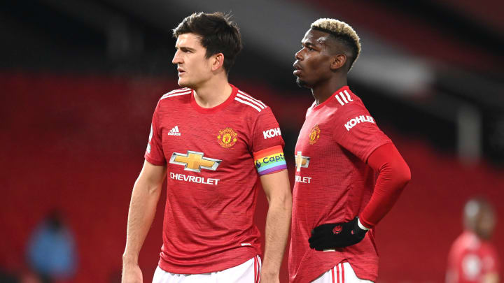 Two of Manchester United's most expensive signings ever are Harry Maguire and Paul Pogba