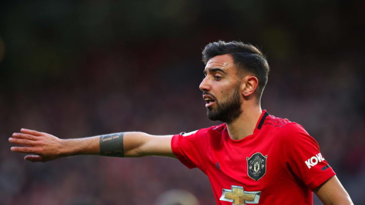 Grealish is unlikely to dislodge Bruno Fernandes at United
