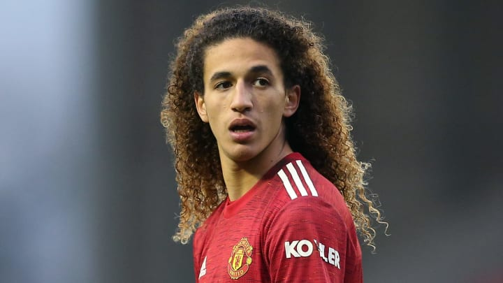 Hannibal Mejbri has committed his long-term future to Manchester United