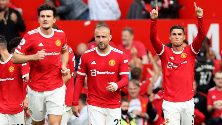 United have welcomed back Cristiano Ronaldo this summer