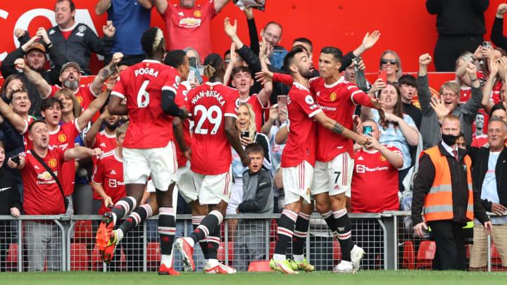 Man Utd 2-1 Newcastle: Player ratings