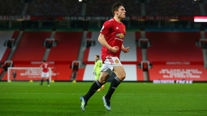 Daniel James has forced his way back into contention at Old Trafford