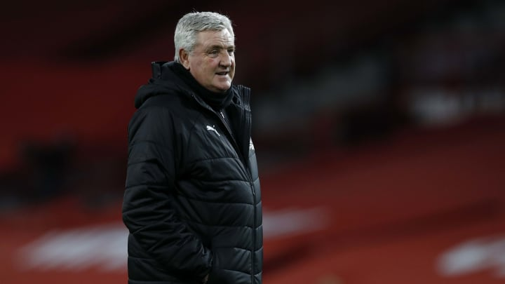Steve Bruce is backing Newcastle to stay up