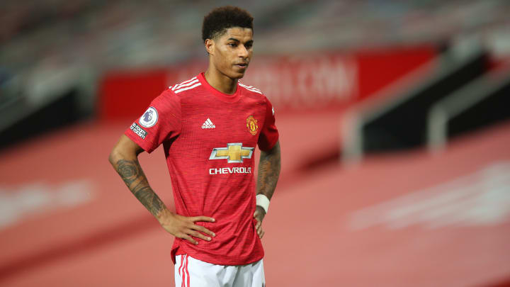 Marcus Rashford held a Q&A with fans on Twitter
