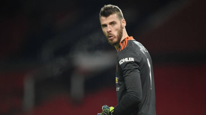 David de Gea has conceded 29 goals in the Premier League this season