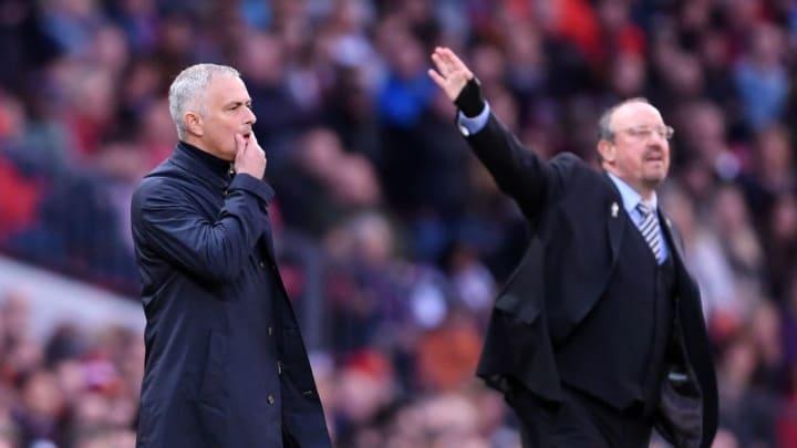 Jose Mourinho, Rafael Benitez