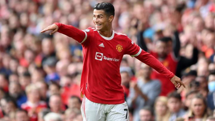 Cristiano Ronaldo has already made an impact at Man Utd