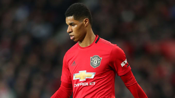Marcus Rashford To Continue Child Poverty Fight Despite Government School Meal Rejection