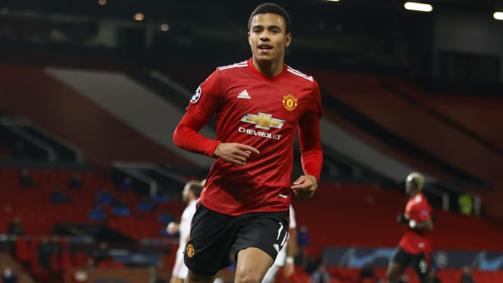 Manchester United are trying to get Mason Greenwood back to his best