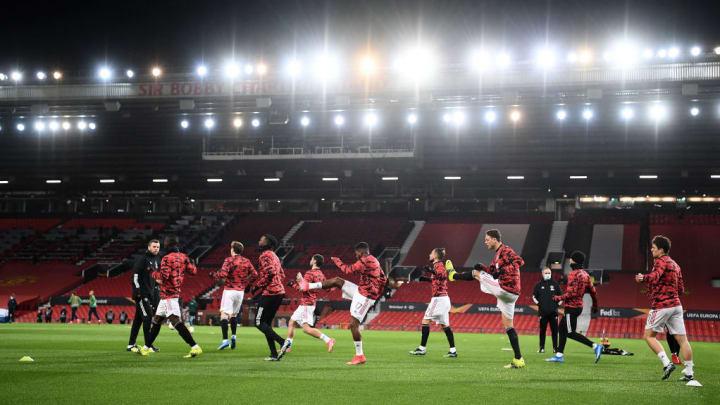 Man Utd have lost four semi-finals under Solskjaer