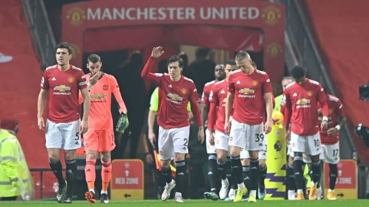 Man Utd players dish out their own fines in the squad