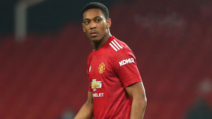 Anthony Martial was racially abused again
