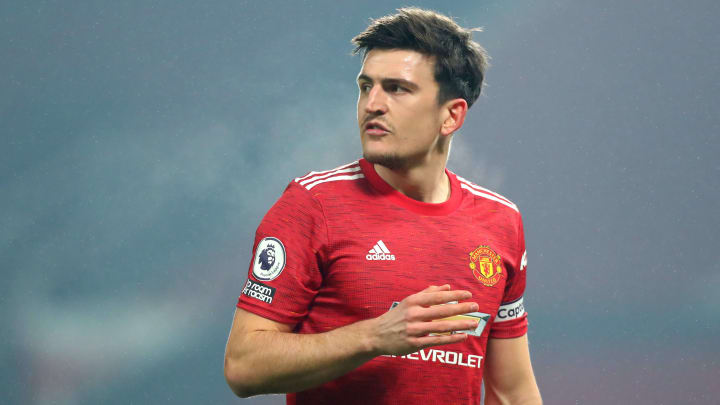 Harry Maguire has revealed what Man Utd players get fined for