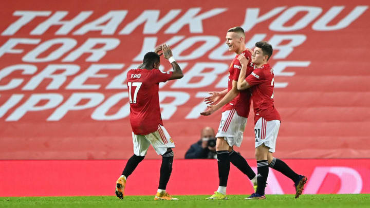 McTominay's strike was the pick of the goals